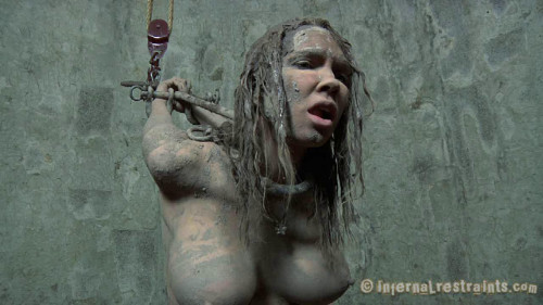 bdsm InfernalRestraints  Mud Slut