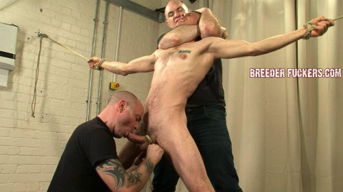 Gay BDSM BreederFuckers Lee II - Part 1