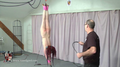 BDSM Stretched and Single Tailed
