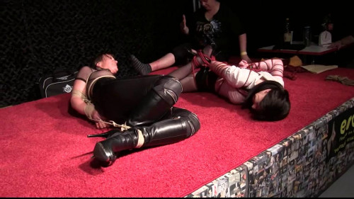 BDSM Team Escape Challenge from BoundCon Austria - HD 720p