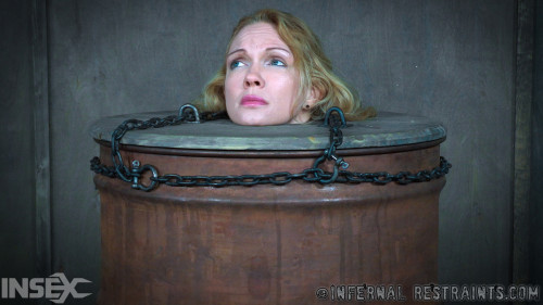 bdsm Barrel of Fun , Rain DeGrey