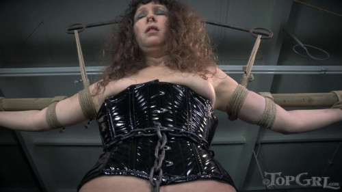 BDSM TG - Anna Rose and Rain DeGrey - A Pierced
