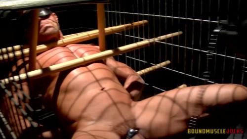 Gay BDSM Cage 3 1080
