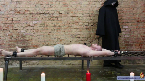 Gay BDSM Pain Slave Pavel - Final Part