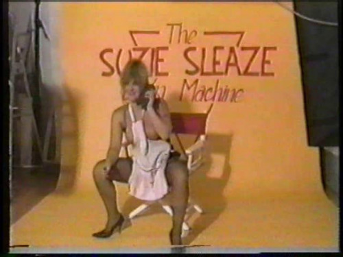 Electric Blue Special - Suzie Sleaze & Friends