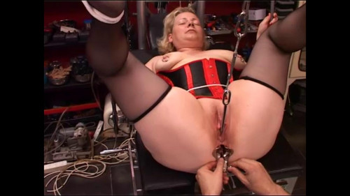 BDSM Beauty Angel Visiting the Torture Galaxy part 5