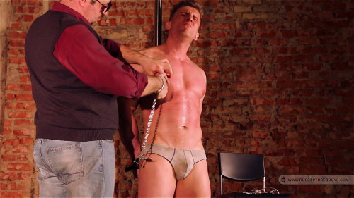 Gay BDSM Escort Boy Denis - Final Part