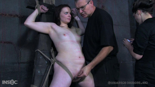 BDSM Duct Fuct Doll - Part 3