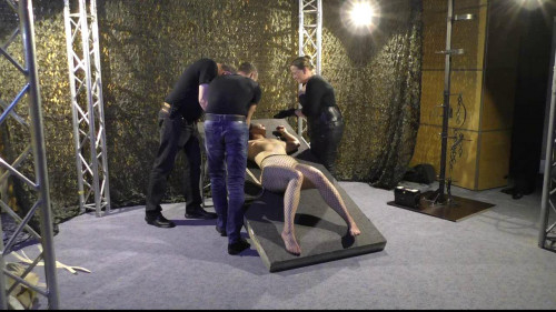 BDSM Toaxxx - (tx232) Minuit totally immobilized and tortured - May 18, 2016