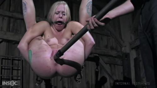 BDSM Sarah Jane Ceylon Gets Rough Bondage & Anal Play