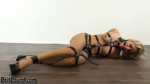 BDSM Belt Bondage Part 2