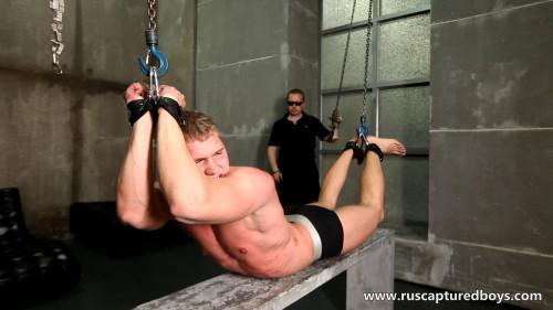 Gay BDSM RusCapturedBoys - Young Sailor Ivan Captured Again - Final