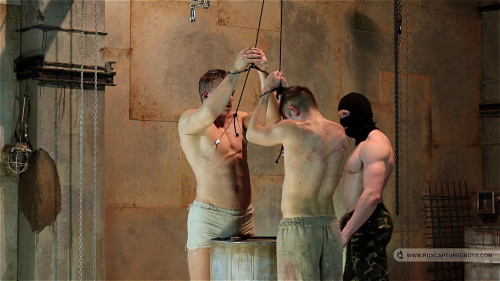 Gay BDSM Slaves Competition II - Part V