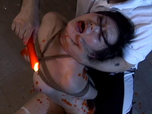 Asians BDSM Bondage torture compilation
