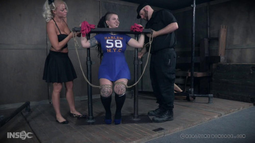 BDSM The Worst Cheerleader Part 1 , Luna LaVey ,HD 720p
