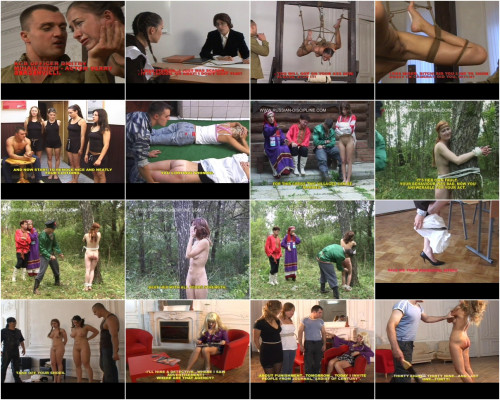 bdsm Gold The Best Collection Russian - Discipline. Part 2.