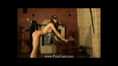 BDSM Favorite Gate - Casting of lola