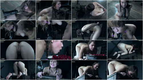 BDSM Super bondage, domination and torture for horny girl part2 HD 1080p