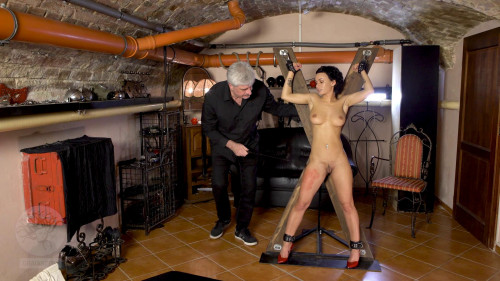 BDSM Stacy Is a Scaredy Cat Part 01 - 02