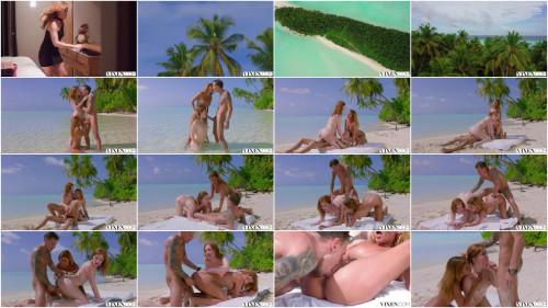 Threesome Jia Lissa, Agatha Vega - Jia Episode 1 (2021)