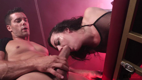 BDSM Breaching Her Anal Cunt - Whitney Wright - HD 720p
