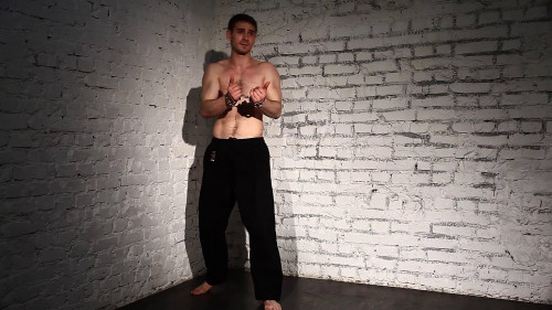 Gay BDSM MMA Fighter Samvel 1