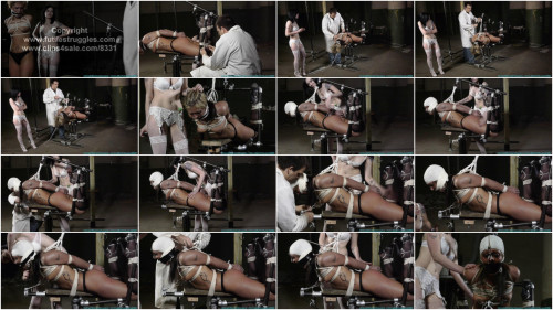 BDSM Dr. Cupcakes Gets a New Assistant... Continued - Part 2