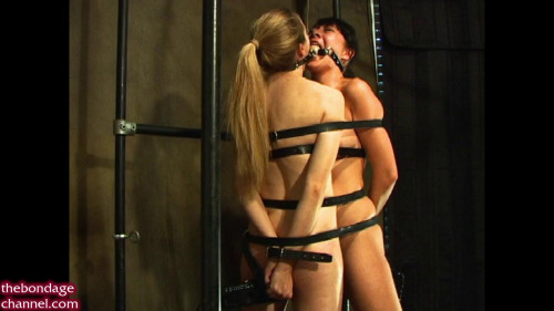 BDSM TheBondageChannel - Two Girl Orgasm Predicament