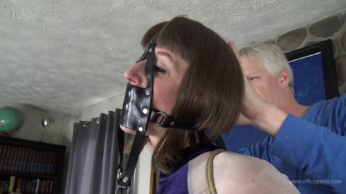 BDSM AJ Marion and the Banner T Predicament
