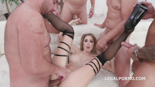 Monster of DAP, Polina Maxim 5on1 Balls Deep Anal