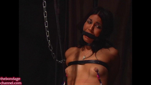 BDSM TheBondageChannel - Jade's Predicament