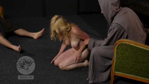 BDSM Jasmins Punishment - Getting Rid of Sins - Part 1