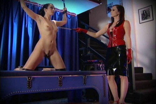 BDSM Latex The Ivy Manor Slaves Part 3