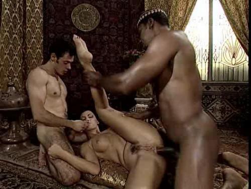 El sultan complace a las doncellas