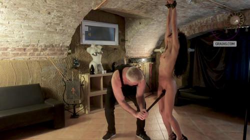 BDSM Petite Slave Gets Return Humiliation