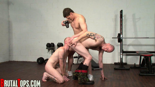 Gay BDSM Caged, Defiled & Fucked (2014)