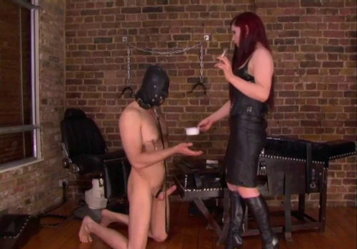Femdom and Strapon Goddess Lilliths Boots