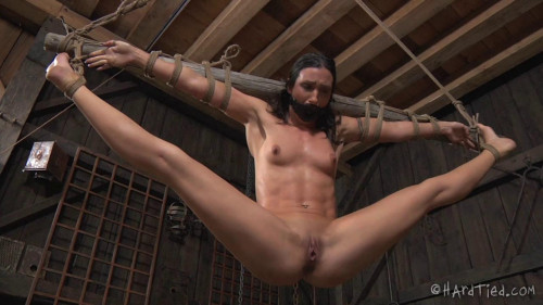 bdsm HardTied Barn Exercises
