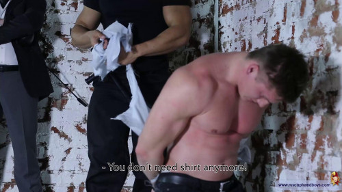 Gay BDSM Ruscapturedboys - Captured Secret Agent - Part I - 2017