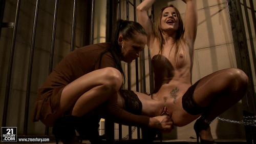 BDSM Mandy Bright and Andy Brown