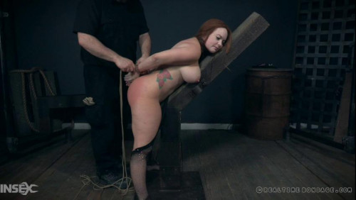 BDSM Realtimebondage - Electrotits Part 1