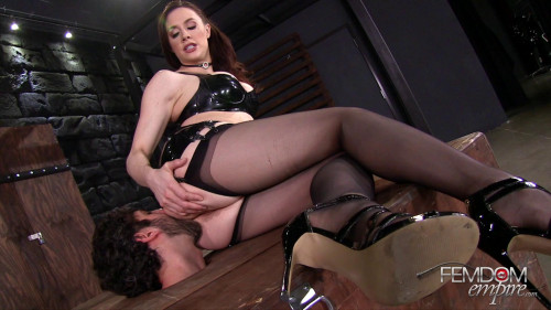 Femdom and Strapon Give me Head (26 Apr 2017)
