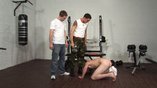 Gay BDSM Gym Bullies (2013)