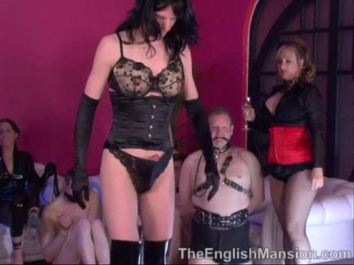 Femdom and Strapon He fucks her all he wants