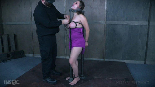bdsm InfernalRestraints - Aug 05, 2016 - Halved - Iona Grace