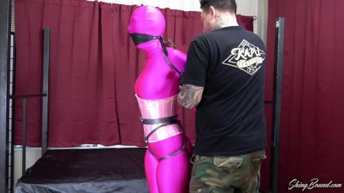 BDSM Akira Shell Living Doll Loves Bondage