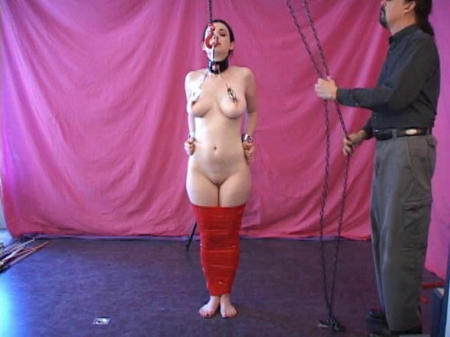 bdsm ShadowPlayers - Naked Slavegirls Punished