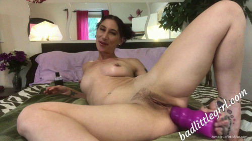Fisting and Dildo The Best Gold Porn Badlittlegrrl Collection