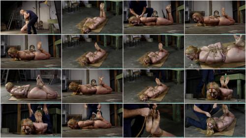 BDSM A Tight Box Hogtie for Ariel Anderssen Part 2