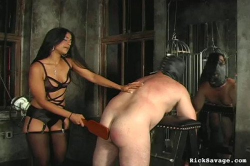 Femdom and Strapon Submit To Mistress Delilah